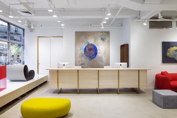 Dune for Design center new york