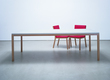 Margot table with red chairs-110-xxx